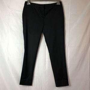 Karl Lagerfeld Wool Pants, Black, US 8 / FR 40
